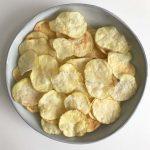 Chips zonder vet